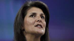 South Carolina Governor Nikki Haley delivered the Republican response to the State of the Union.