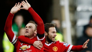 Man United striker Wayne Rooney shows glimmers of old self but has much more to do
