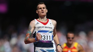 Great Britain's David Devine.