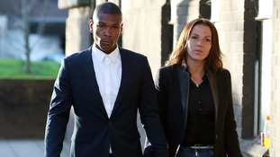 Former Everton striker Marcus Bent could face prison over affray