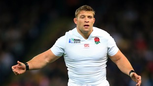 Norfolk's Tom Youngs have been left out of the England rugby squad named by Eddie Jones.