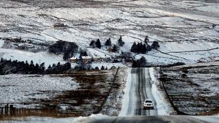 arctic temperatures in UK