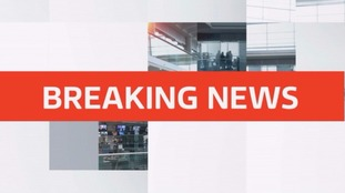 AFP reports an avalanche has engulfed 10 schoolchildren and a teacher.