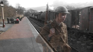 A project's been launched to find the relatives of First World War soldiers who left a series of poignant letters at Peterborough station.