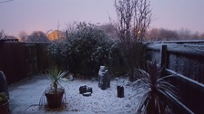 Snow in Blyth