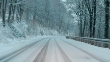 Stay safe: Tips for driving in snow