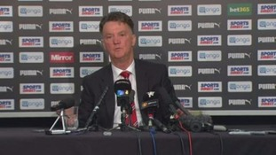 Sun journalist hits back at Man United boss Louis van Gaal 'fat man' jibe