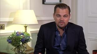 Leonardo DiCaprio plays down Oscar buzz for 'The Revenant'