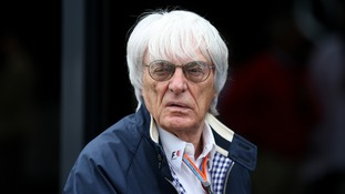 Bernie Ecclestone: Formula One wouldn't take female drivers seriously