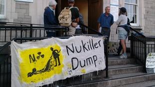 """Nukiller Dump"" banner"