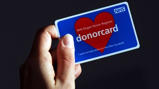 Families block hundreds of organ transplants from registered donors every year, NHS says