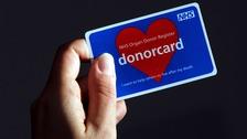 A donorcard