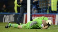 A Leeds fan was jailed after an attack on then Sheffield Wednesday goalkeeper Chris Kirkland