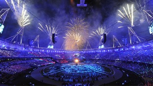 The star-studded opening of the 2012 London Olympics