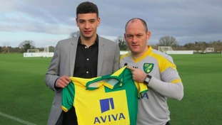 Godfrey has joined Norwich City for an undisclosed fee.