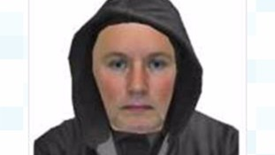 E-fit of knife point robbery suspect