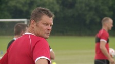 Steve Cotterill was appointed Robins manager in December 2013.