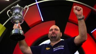 World darts champion fulfils Woolpack dream