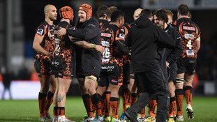 Chiefs take on Bordeaux in European Champions Cup