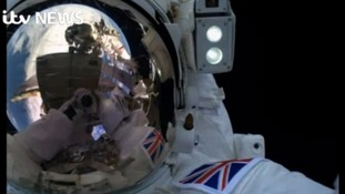 Tim Peake: British astronaut says historic spacewalk will be 'etched in my memory forever'