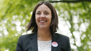 Scottish Labour party leader Kezia Dugdale