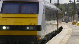An Abellio Greater Anglia train.