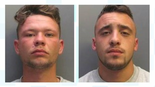 Men sentenced for 'sickening and unprovoked' attacks