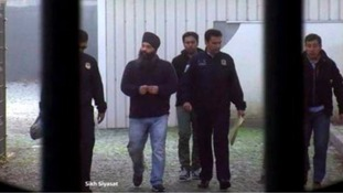 Paramjeet Singh was arrested in Portugal.