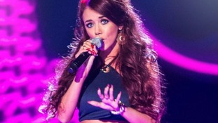 Lydia Lucy on The Voice