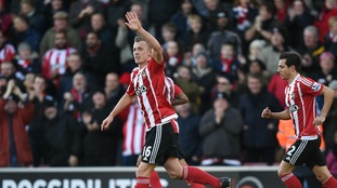 James Ward-Prowse scored two.