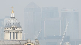 Pollution in London