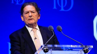 Former Conservative chancellor Lord Lawson