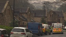 A 34-year-old woman has been arrested on suspicion of murder.