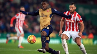 Premier League match report: Stoke City 0-0 Arsenal