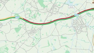Delays on the M42