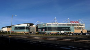 General view of Coventry City's Ricoh Arena