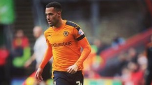 The 20-year-old winger has torn his ACL