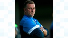 Scunthorpe United sack manager Mark Robins