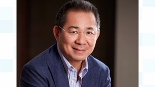 Vichai Srivaddhanaprabha, Chairman of Leicester City Football Club