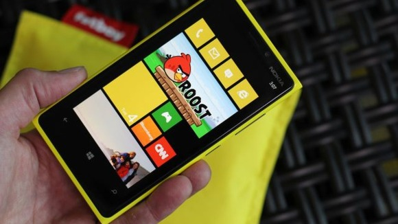 Nokia Windows smartphone