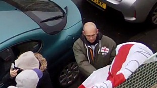 Police release CCTV images of two people they want to speak to in relation to Jamia Mosque incident in Bristol