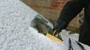 Police are concerned vehicle thefts may increase during the cold snap.