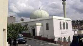 Three people admit race attack at Bristol mosque