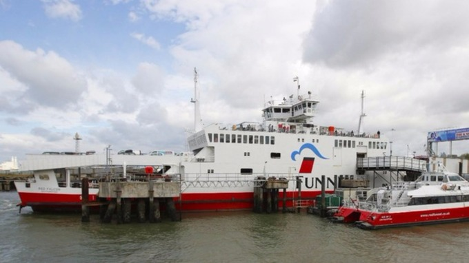 Ferry | Meridian - ITV News
