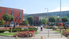 St Helens Hospital