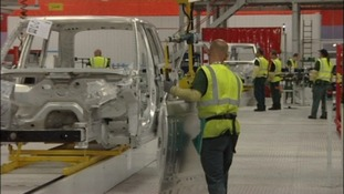 Jaguar Land Rover launch world's first aluminium SUV