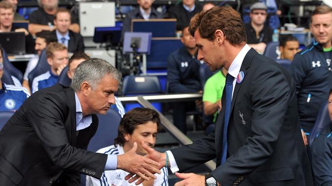 Image result for villas boas mourinho