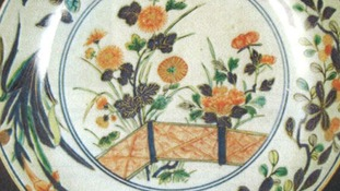Plate taken from Petworth House
