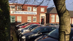 Bristnall Hall Academy in Oldbury was one of the schools affected