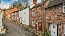 The 'tiny' cottage in Shropshire